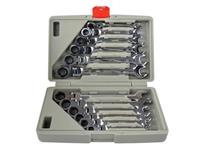 Set kljuceva zglobnih sa krckalicom 8-19 mm 12 kom