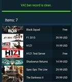 PRODAJEM STEAM ACCOUNT