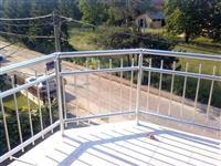Aluminijumski eloksirani gelenderi i ograde