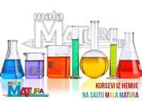 Priprema hemije za malu maturu Kruševac