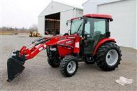 Case IH Farmall c50c traktor