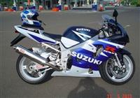 Suzuki GSXR 750 K3