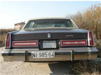 Oldsmobile Ninety-Eight regency 70-ih