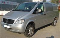 Kombi Mercedes Vito 111 cdi 4x4 2007