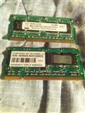 Ram memorija za laptop DDR2 1 GB