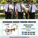 Pogrebni orkestar trubači muzika za sahrane Novi S