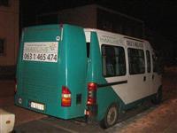 Kombi minibus Fiat Dukato 15+1