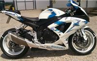 Suzuki gsx600r -09