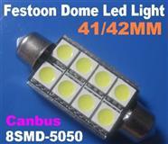 42mm CANBUS 8 SMD 5050 LED za tablice
