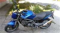 Cagiva raptor 650cc