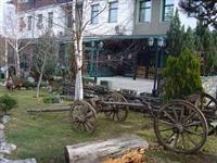 Etno restoran na Zlatiboru, razradjen