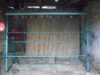 Masina za pletivo od trske