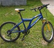 Bicikl ilii bicklo očuvan kao nov