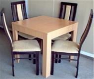 Stolovi i stolice novo i ekstra povoljno