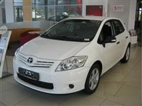 Toyota Auris 1.33 -12