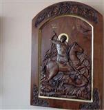 Sv. Georgije ubija azdahu