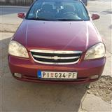 sevrolet lacetti  1.8 CDX
