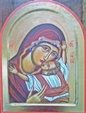 Bogorodica sa Isusom