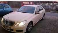 Mercedes E 220 blueefficiency w212