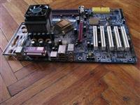 Mercury KNU400X-L + Procesor + Cooler - EXTRA