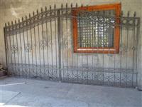 Kovane i metalne kapije