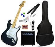 Firefeel S052BK Elektricna gitara Paket