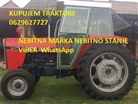 Kupujem traktore