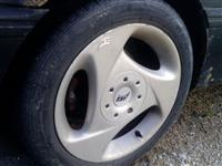Felne i gume od Honda Civic -91