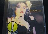 Madonna - The First Album (CD)