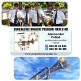 Orkestar muzika trubači za sahrane Srbija