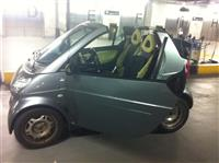 Smart Fortwo Cabrio 599ccm