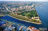 Smederevo (Jugovo) plac,pogled na Dunav