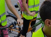 Bicikl (ZAMENA!!!) kao NOVO bez ostecenja