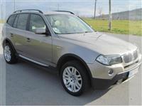 BMW X3 2,0D Xdrive -09