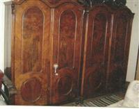 Starinski ormari sa pocetka 20. veka - ocuvan