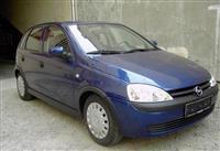 Opel Corsa, Benzin -03