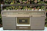 SABA RCR-640 stereo radio kasetofon