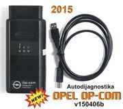 Autodijagnostika Opel Opcom v150406 2015