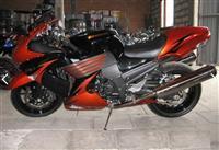 Kawasaki ninja zx14 spec edition 2009