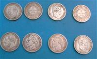 Srebrne kovanice