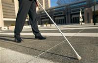 Potreban asistent slepoj osobi