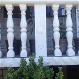 Grcko-Rimski stubovi Balusteri Ukrasni kamen
