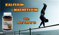 KALCIJUM + MAGNEZIJUM 100 tabl
