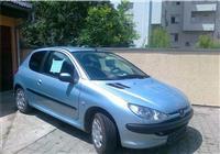 Peugeot 206 1.1B novembar -05