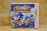Sonic Generations 3DS - za Nintendo 3DS