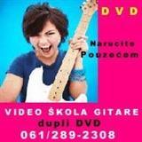 DVD KURS I SKOLA GITARE, BUBNJEVA I KLAVIRA