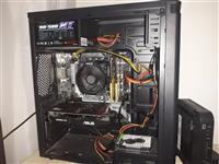 Kompijuter 1050 ti Ryzen 3 2200g 3.5 8gbrama 1TB H