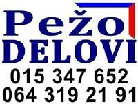 DELOVI PEUGEOT 205 305 309 405 605 806
