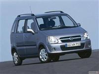 Opel Agila i Suzuki Wagon R+