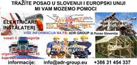 Razgovori za posao u Sloveniji